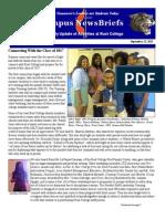 Rust College Campus NewsBriefs (09/12/13)