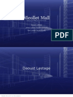 Nicollet Mall redesign presentation