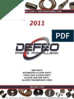 2011 PDF Catalog Allison