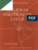 Ricardo Donoso - Las Ideas Politicas en Chile
