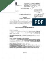 Ley de Delitos Informáticos Perú 2013