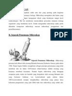 Sejarah Penemuan Mikroskop