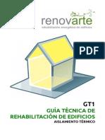 GT1-Guia Tecnica Rehabilitacion AislamientoTermico