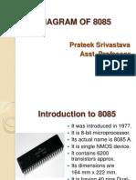 17899_Pin Diagram of 8085