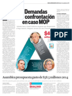 Caso Diego e Holguin. Corrupcion Gobierno. El Salvador