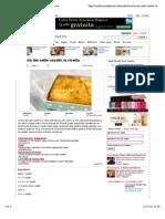 La Torta Dei Sette Vasetti, La Ricetta | Pour Femme