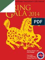 2014 Gala Package,