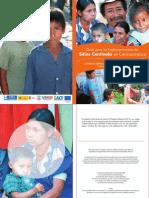 Guía Para La Implementación de Sitios Centinela en Centroamérica