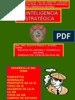La Inteligencia Estrategica en El Peru
