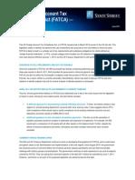 Client Bulletin - FATCA 2011.06