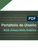 Portafolio De Diseño Erick Nieto