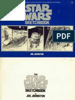 The Star Wars Sketchbook - Joe Johnston