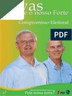 ELVAS É O NOSSO FORTE - Compromisso Eleitoral