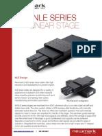 NLE Series Linear Slide