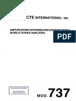 Schema elettrico - Radio CB - Amplificatore - CTE 737.pdf