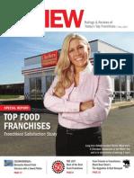 FBR Top Food Franchises 2013