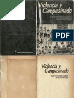 Violencia y Campesinado, por Alberto Flores Galindo y Nelson Manrique