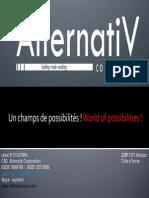 Aternativ Corporation Presentation 2012