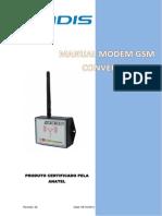 Manual Operacao GSM Converter Madis Rev.02