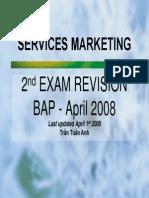 2nd BAP Exam Revision
