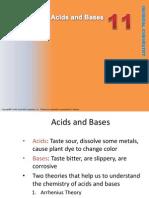 Acid Bases