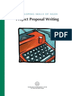 Projek Penulisan Proposal
