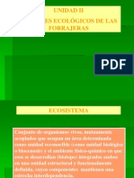 TEMA II - Factores Ecologicos de Las Forrajeras