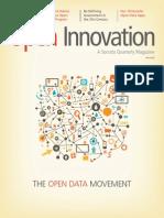 [Socrata] Open Innovation - Volume 1