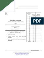 Trial Negeri Sembilan Sains Pertanian Pra SPM 2013 SET 1 K1_K2_Soalan Jawapan