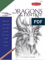 Drawing Made Easy Dragons Fantasy