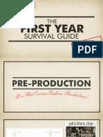 First Year Presentation 2013