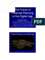 Future of Financial Planning in the Digital Age - Janney - Sep 17 2013 - Presentation Handouts