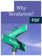 Why Secularism?