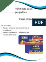Cajas Plegadizas PDF