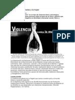 Los Derechos Humanos y La Mujer