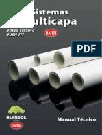 Multipex Manual Tecnico