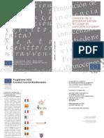 Glossaire de la procédure pénale à l'usage du justiciable européen