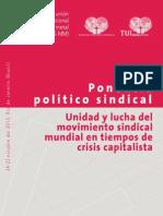 Ponencia Politica SP
