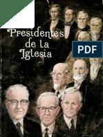 Presidentes de La Iglesia 1977