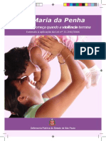 Cartilha Lei Maria Da Penha