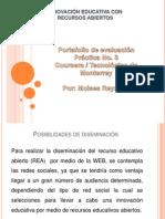 INNOVACIÓN EDUCATIVA CON RECURSOS ABIERTOS práctica No 3