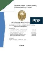 Monografia de Analisis de Manufactura