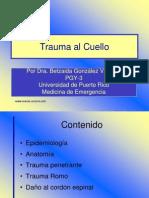 Trauma Al Cuello...Final