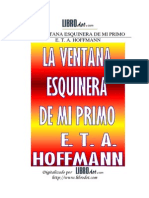 HOFFMANN, Ernst T.a_la Ventana Esquinera de Mi Primo