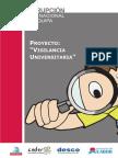 Libro Vigilancia Universitaria