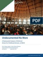 Undocumented No More