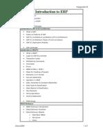 SAP ABAP Syllabus 20090624