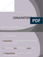Lesson 7 Conjunctions Interjections