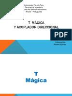 Elimar. t Magica y Acoplador