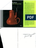 Livro o Design Do Dia-A-dia Donald a. Norman